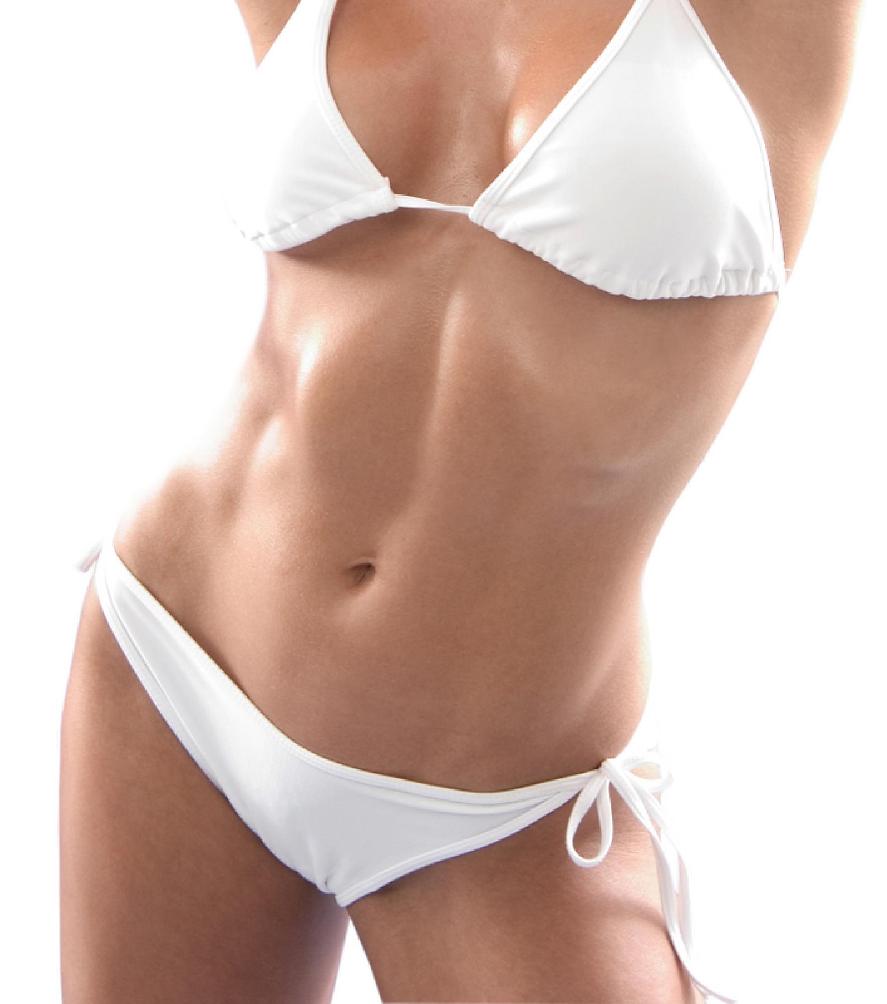 Marcacion abdominal